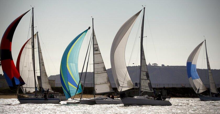 The regatta dates back to 1926.