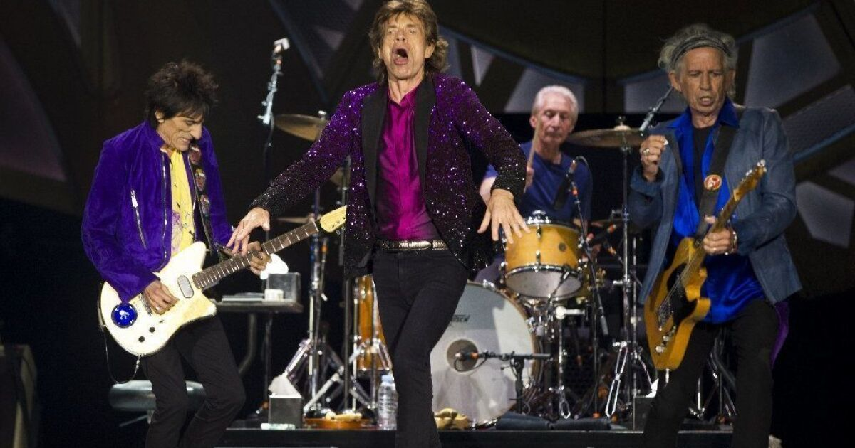 Rolling Stones announce dates and cities for 2019 'No Filter' U.S. tour