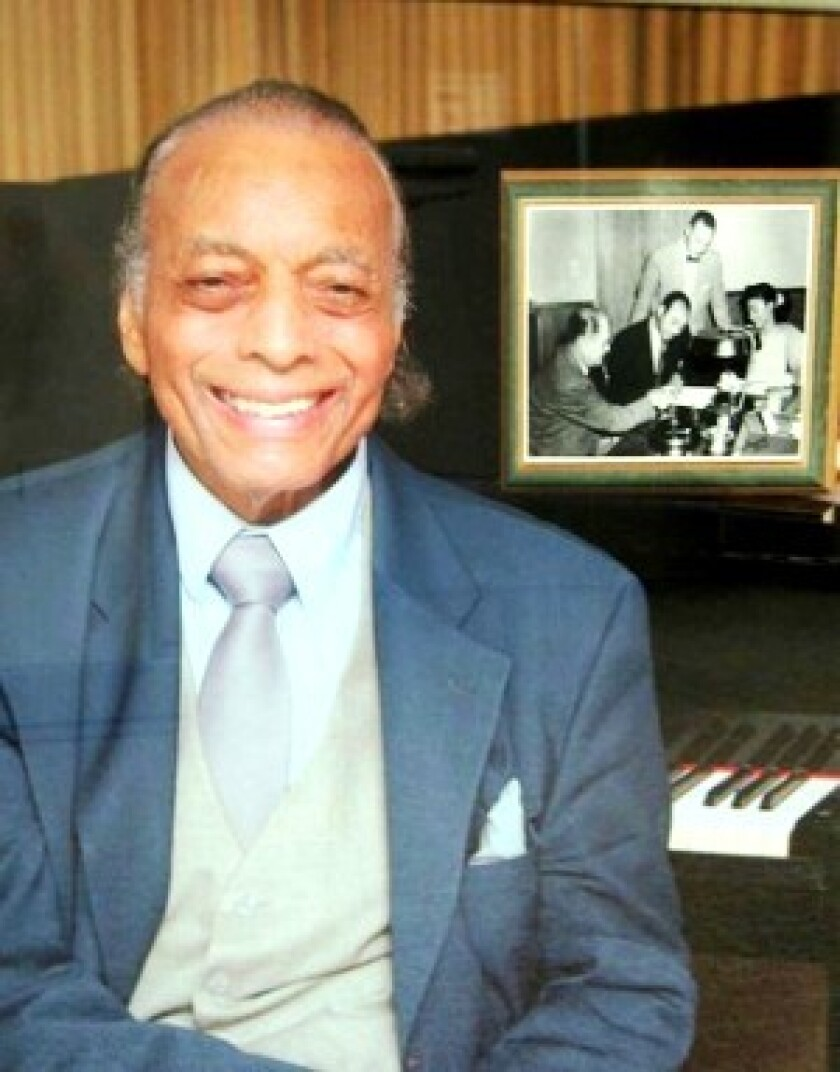 Pianist and arranger Marl Young, who also had a law degree, helped integrate Los Angeles' all-black Local 767 and all-white Local 47.