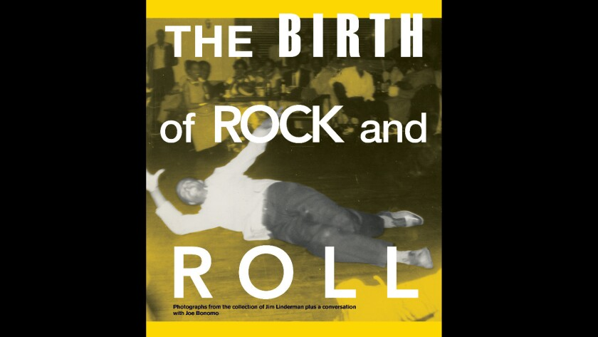 "The cover of ""The Birth of Rock and Roll,"" a forthcoming coming book of found photos."