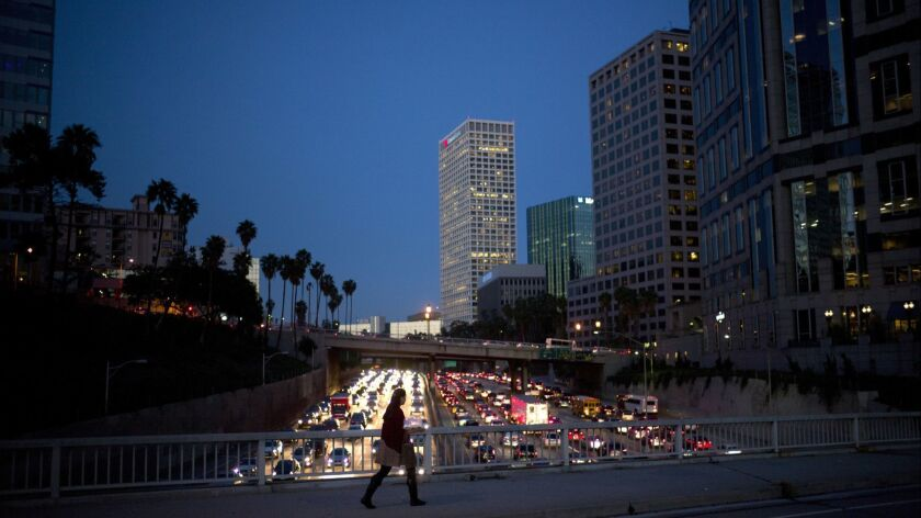 Don't wait until dark: Traffic for this Labor Day getaway day promises to be heavy between 7 and 9 p.m.