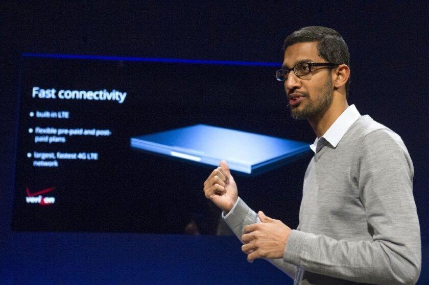 Meet Google's Sundar Pichai: The exec who now runs Android