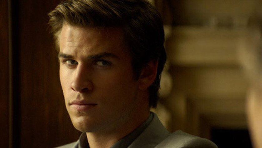 Liam Hemsworth in 'Paranoia,' one of a new wave of surveillance movies that may have only begun to crest.