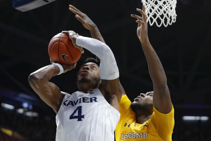 Lipscomb Xavier Basketball