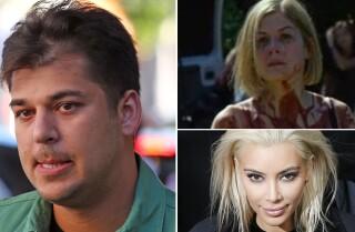 Rob Kardashian compares Kim Kardashian to bloody psychopath