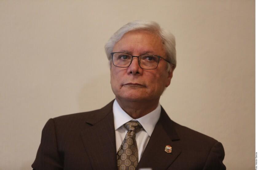 El gobernador de Baja California, Jaime Bonilla.