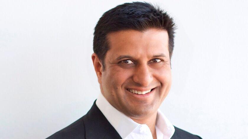 Amit Munshi, CEO of Arena Pharmaceuticals.