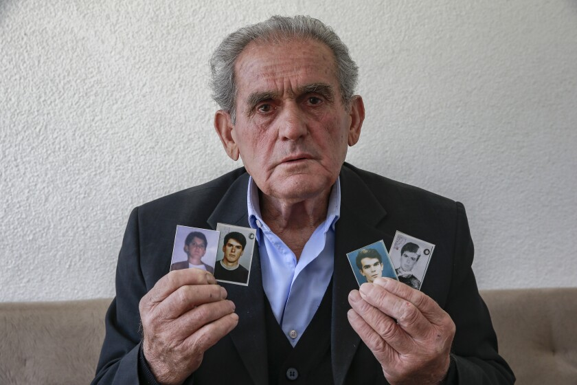 Kosovo Missing Persons
