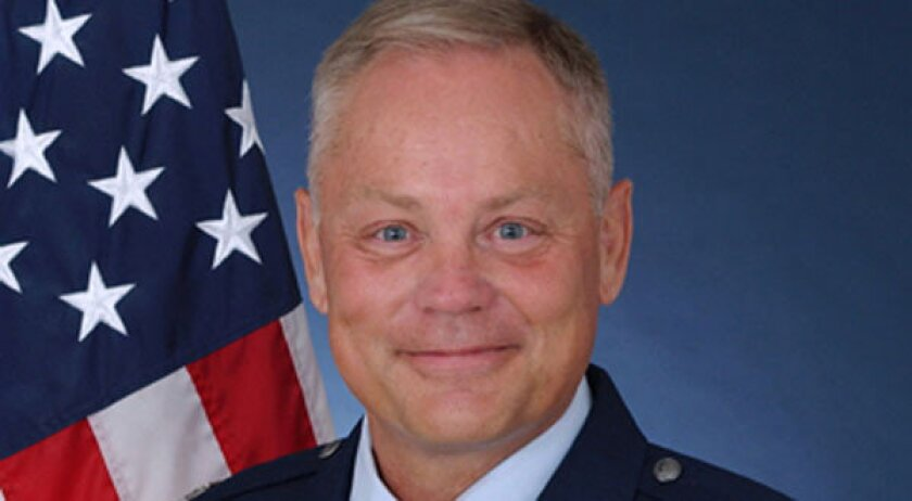 Col. Glenn Palmer has been dismissed as the top commander for basic training at Lackland Air Force Base in Texas.