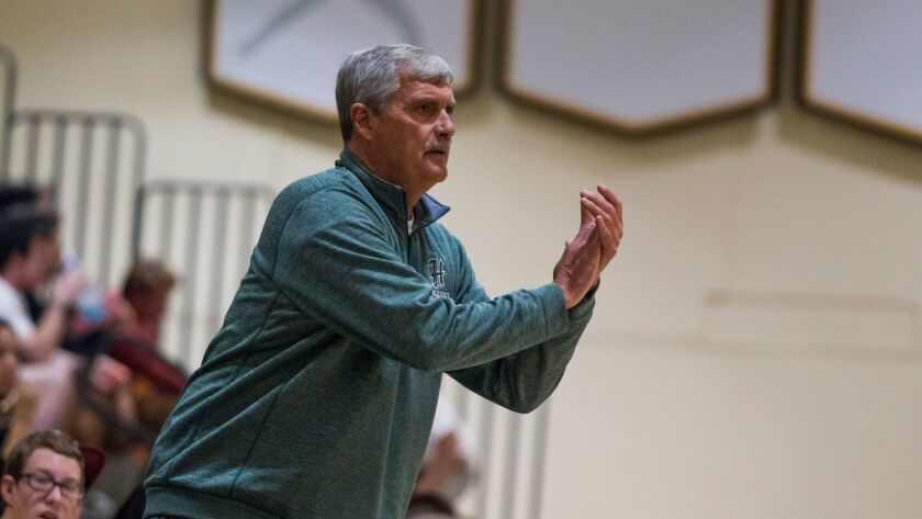 Longtime Helix basketball coach John Singer is no stranger to San Diego Section championship games, but Saturday will mark his first trip to the state finals.
