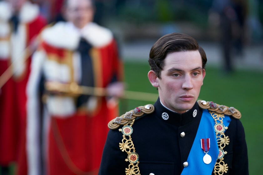 """Josh O'Connor as Prince Charles in season 3 of """"The Crown."""""""