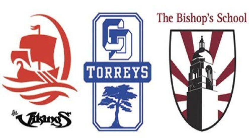 The La Jolla area has three schools available for high school-age students: La Jolla High School (public), La Jolla Country Day School (private) and The Bishop's School (private).