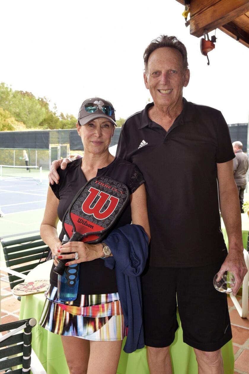 Rancho Santa Fe Tennis Club Pickleball mixer