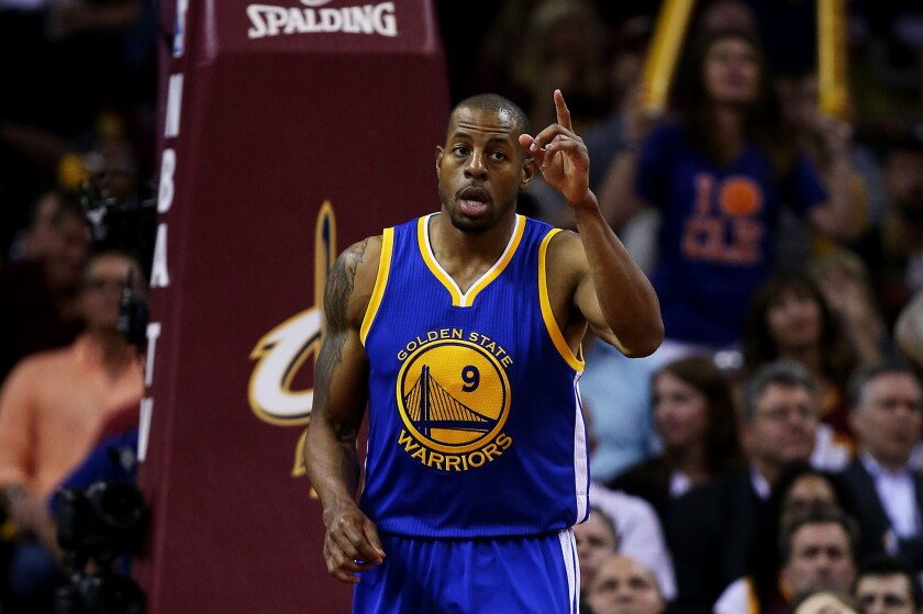 Former Warrior Andre Iguodala, now a member of the Miami Heat, has sold his Bay Area home of three years for $3.65 million.