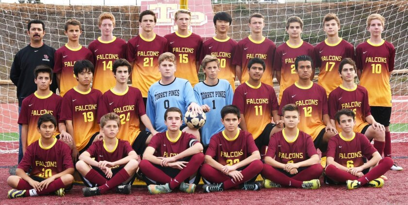 TPHS soccer will be hosting a fundraising event at Souplantation, 3804 Valley Centre Drive, San Diego, from 5 to 8 p.m. Thursday, Jan. 22.