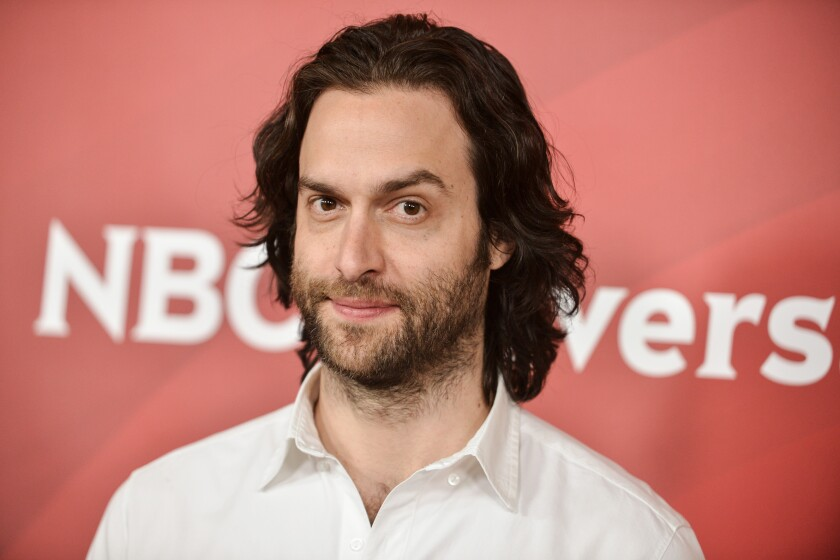 Chris D'Elia, shown in 2014, has been accused of sexual impropriety by multiple women this week.