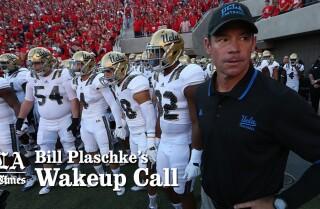 Bill Plaschke's Wakeup Call: Can UCLA bounce back?