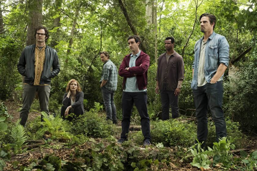 "Expectations are high for the horror thriller ""It Chapter Two,"" with Bill Hader, Jessica Chastain, James McAvoy, James Ransome, Isaiah Mustafa and Jay Ryan."