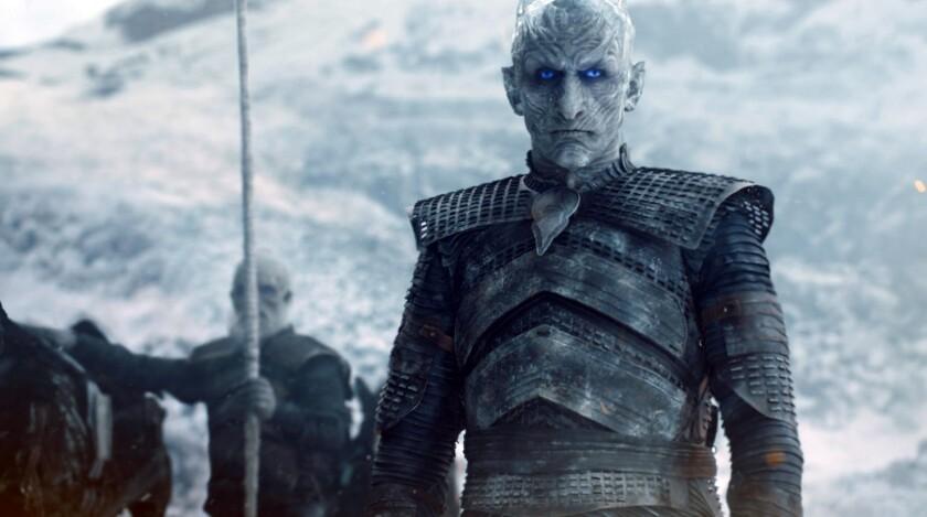 Game of Thrones con 32 nominaciones