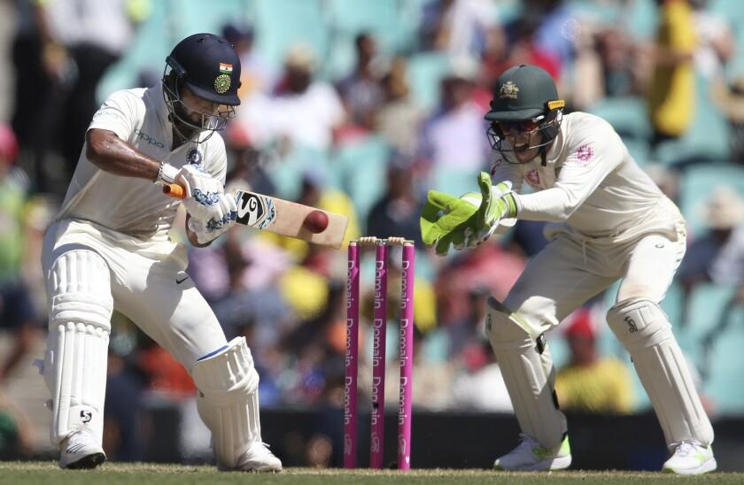 Virus Outbreak Australia's Cricket Plans