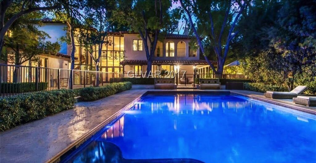 Brandon Flowers' Las Vegas estate | Hot Property