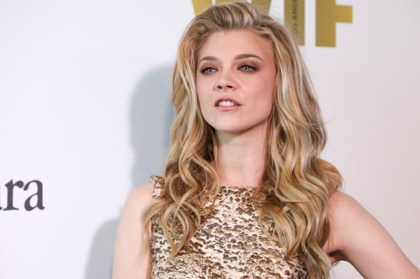 Natalie Dormer arrives at the Women In Film 2016 Crystal And Lucy Awards at the Beverly Hilton on June 15 in Beverly Hills.