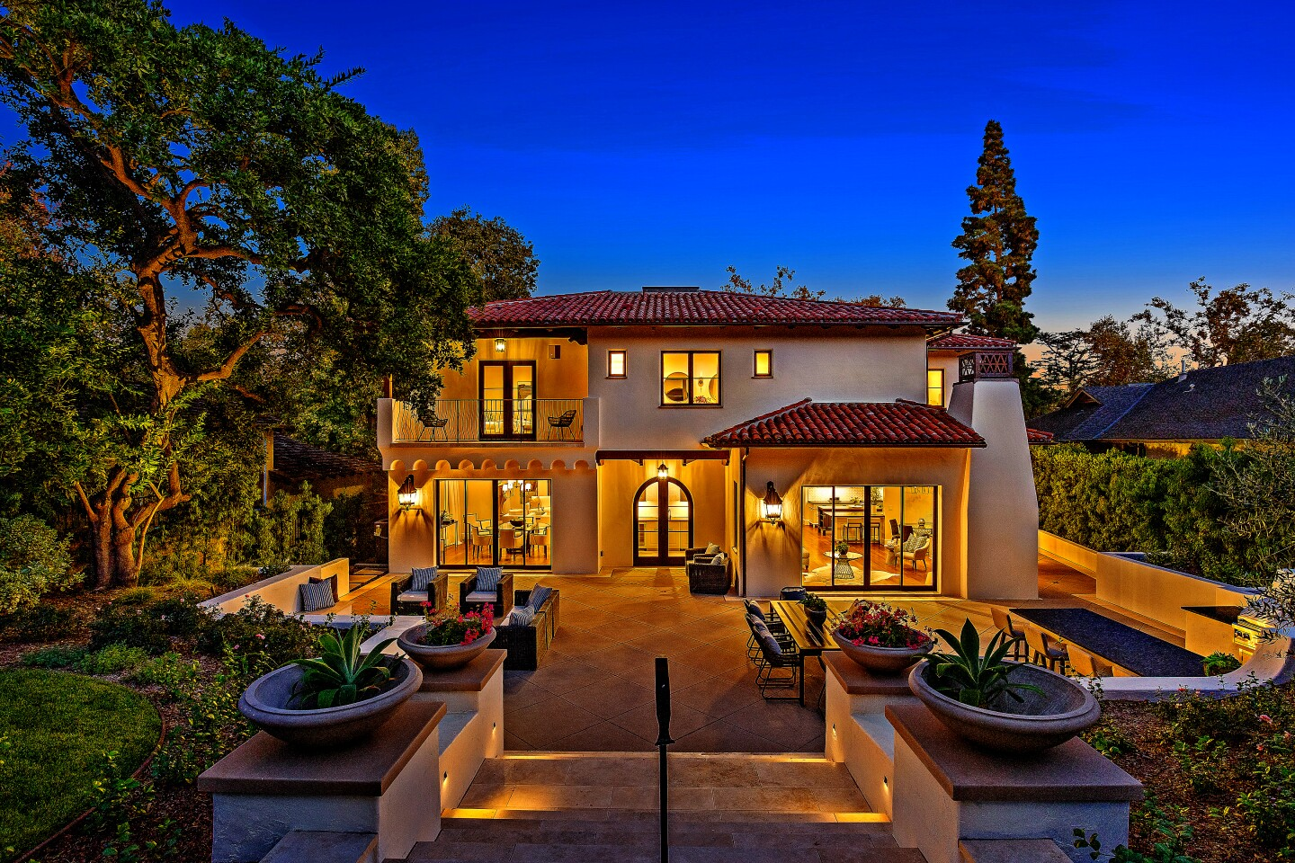 Film actor Shia LaBeouf paid $5.475 million for a newly built home near the Huntington Library in Pasadena. Designed in Mediterranean Revival style, the thee-story residence has about 4,100 square feet of space, four bedrooms and an elevator. The house sits on about a third of an acre with an outdoor kitchen and patio space.