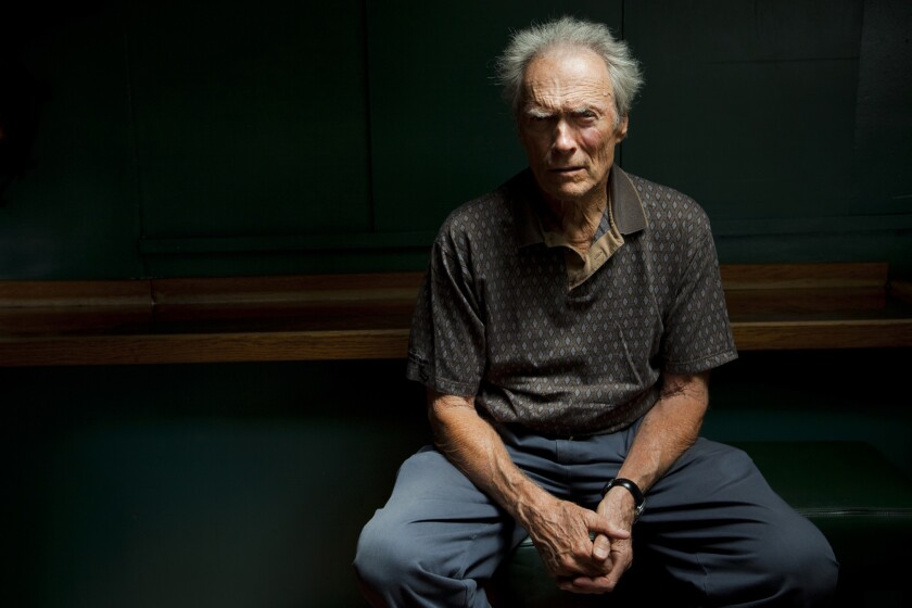 """""""American Sniper"""" marks the latest L.A.-based project for Clint Eastwood, who shot """"Jersey Boys,"""" a film adaptation of the popular Broadway musical, throughout L.A. last year."""