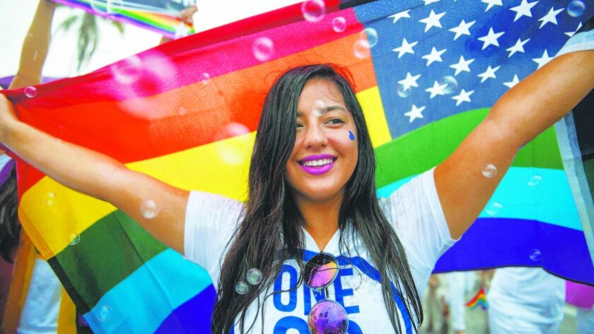 San Diego Pride kicks off its 2018 festivities Friday night with a rally before the parade on Saturday.