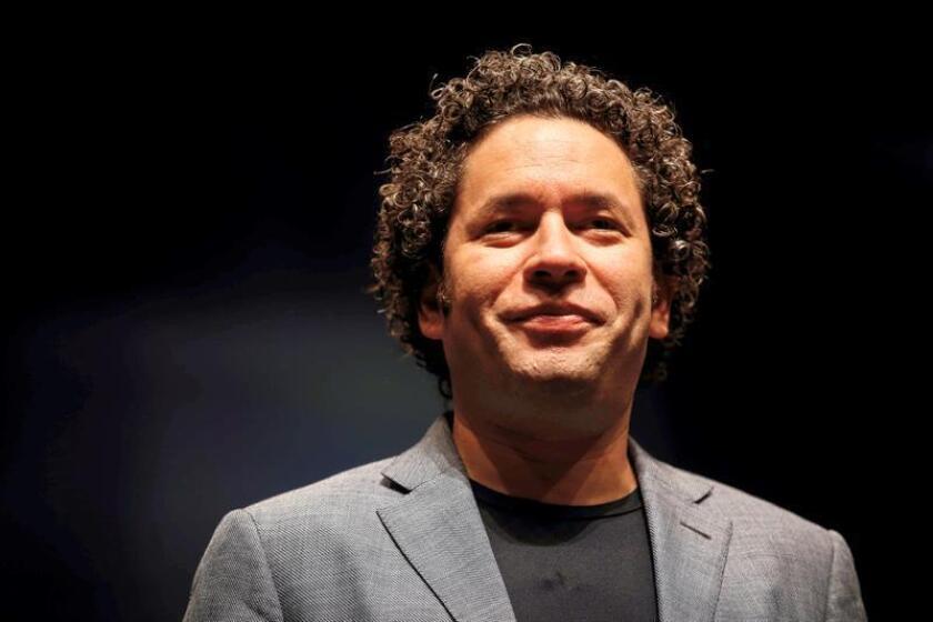 """Gustavo Dudamel: """"Yo me siento más venezolano que nunca"""""""