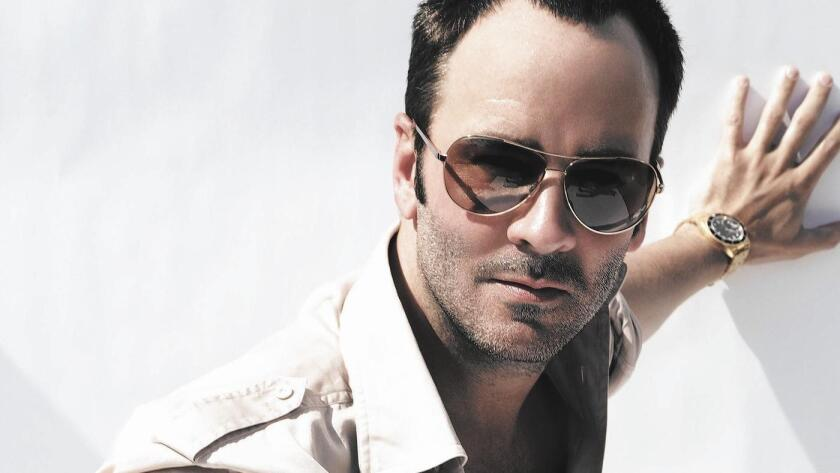 Tom Ford brought his fall 2015 women's runway show to Los Angeles instead of London. It makes going to the Oscars easier. And, really, what designer is more Hollywood than Ford?