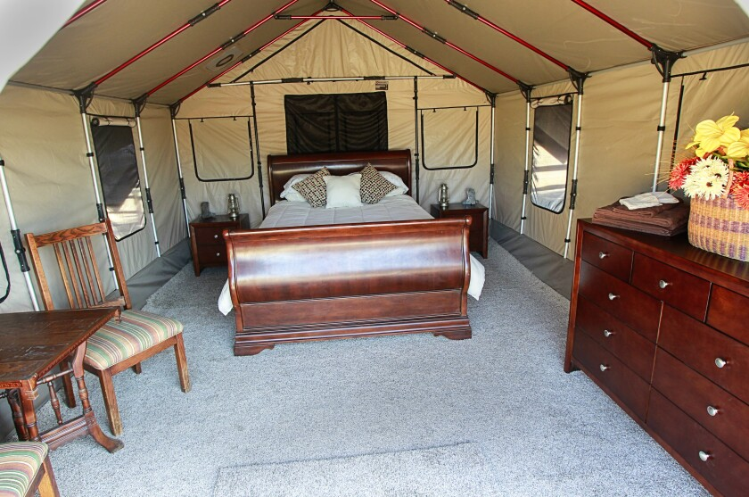 Valley Center Glamping