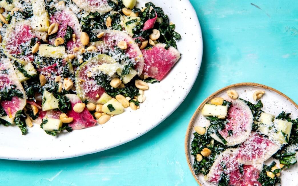 APL Kale Salad