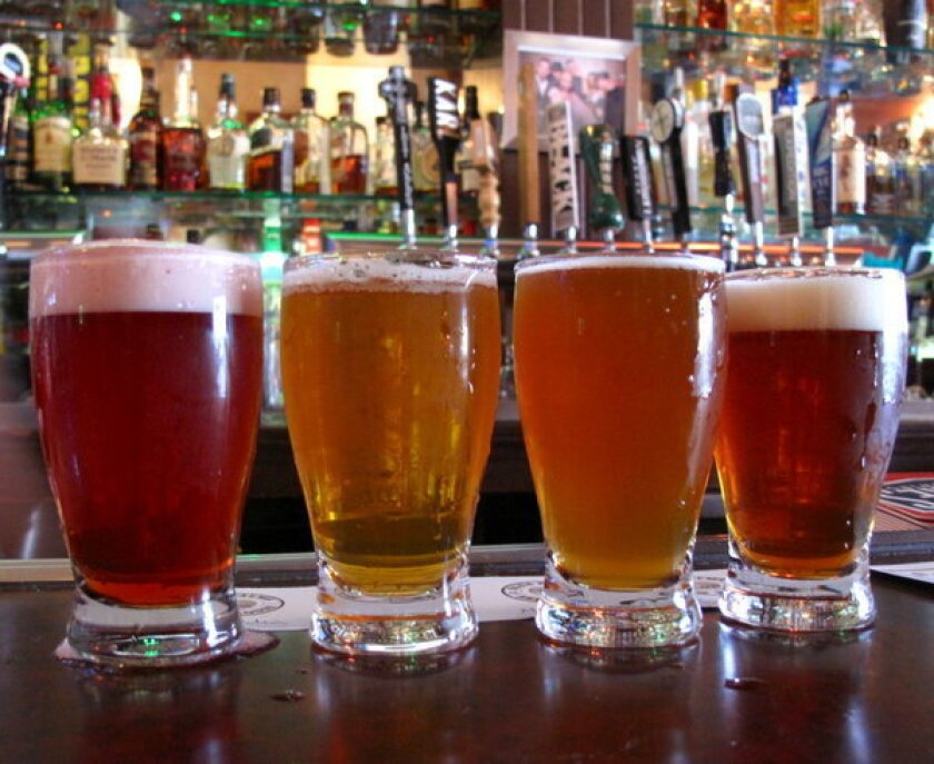 Flight School: Expand your palate with craft beer tasting flights