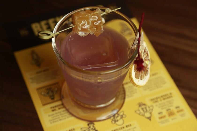 Beekeeper speakeasy