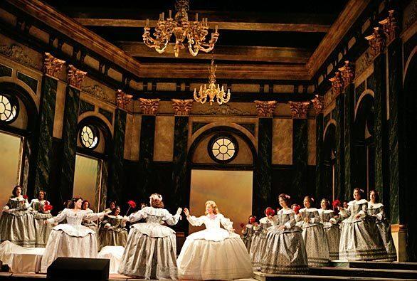 Alexander Zemlinsky LA Opera 'The Dwarf'