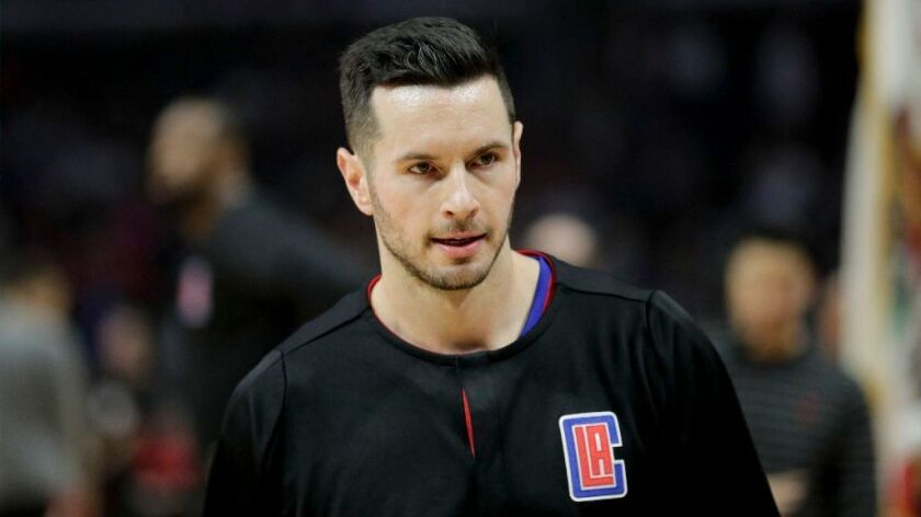Clippers' Doc Rivers gives J.J. Redick the night off against the Pelicans