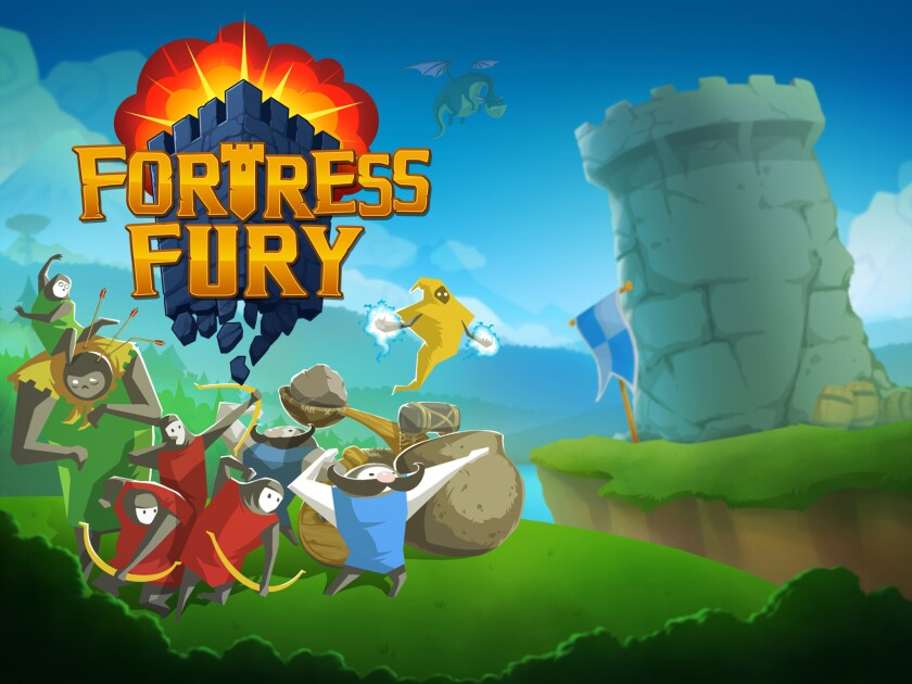"""Fortress Fury"" is a mobile game from publishing start-up Xreal, which plans to seek capital from anyone under a new federal rule."