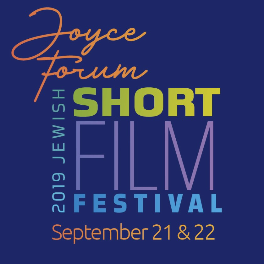 The Joyce Forum 2019 Jewish Short Film Festival poster