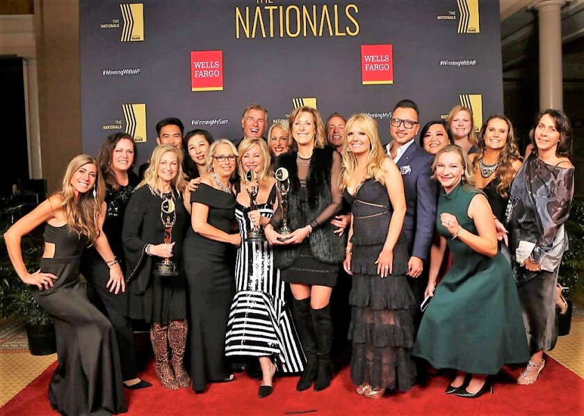 Bill and Dawn Davidson at National Home Builders Awards in Vegas.jpg