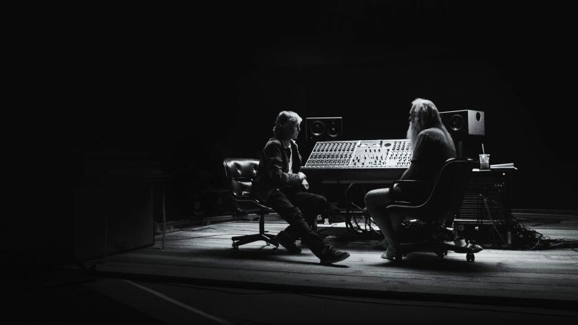 Paul McCartney and producer Rick Rubin look at the art and craft behind some of the Beatles' greatest songs.