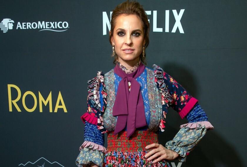 Marina de Tavira fue de las primeras nominadas en ser anunciadas.
