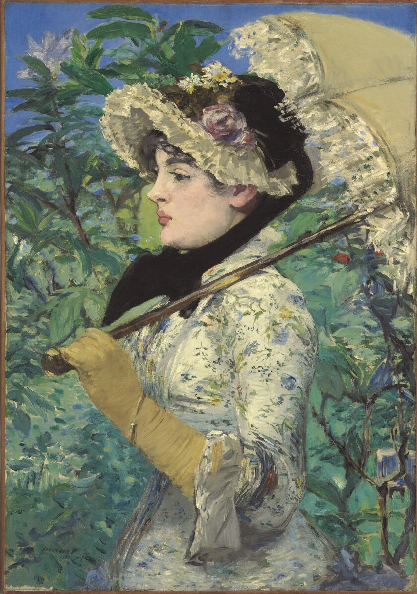 Manet purchased by Getty Museum