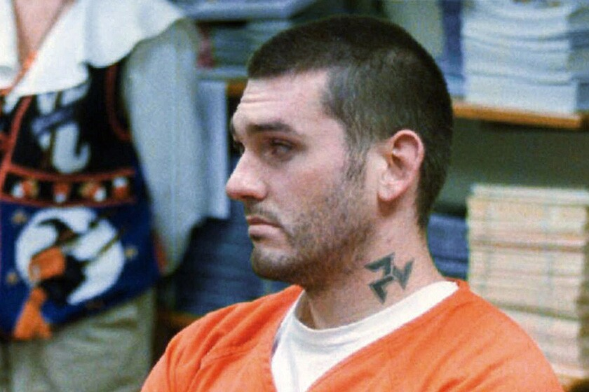 Daniel Lewis Lee was convicted in the 1996 killings of William Mueller, his wife, Nancy, and her 8-year-old daughter.
