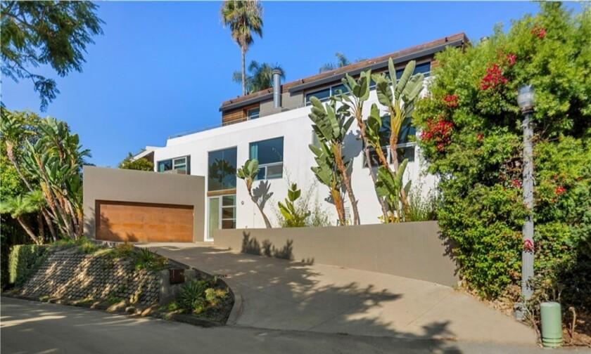 Anthony Clark's former Laguna Beach home