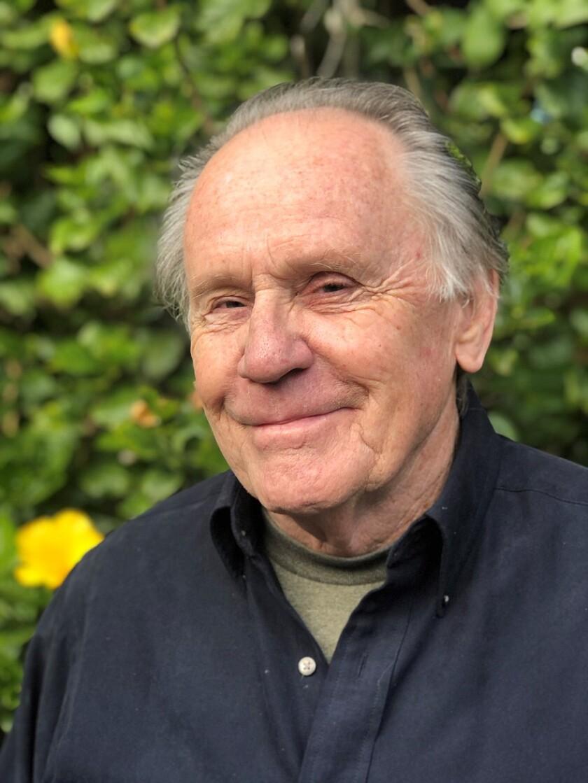 San Diego poet laureate Ron Salisbury will participate in an open-mic night online Friday, June 12.