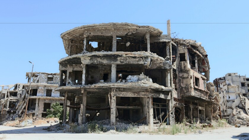 Syria cease-fire