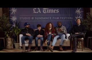 'Honey Boy' cast talks about bringing Shia LaBeouf's story to life
