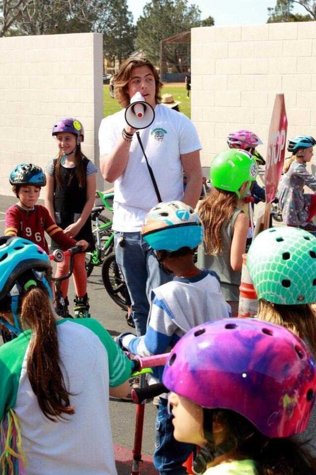 Carmel Creek Bike Rodeo