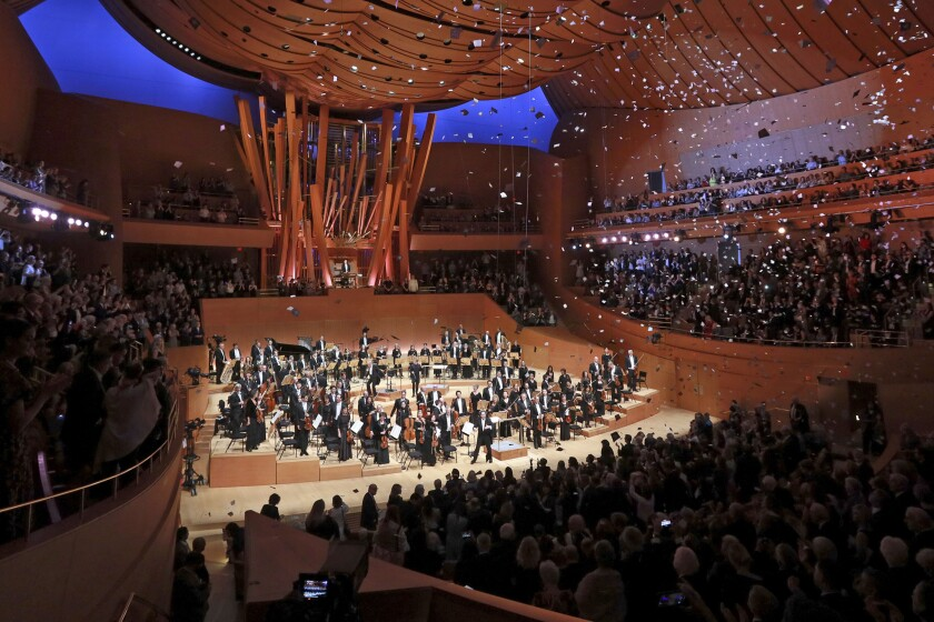 """Great Performances: LA Phil 100"" streamed for free online."